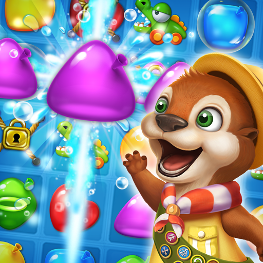Water Splash – Cool Match 3 1.7.4 APK MODs Unlimited money free Download on Android
