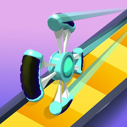 Wheels Run 3D 1.4.0 APK MODs Unlimited money free Download on Android