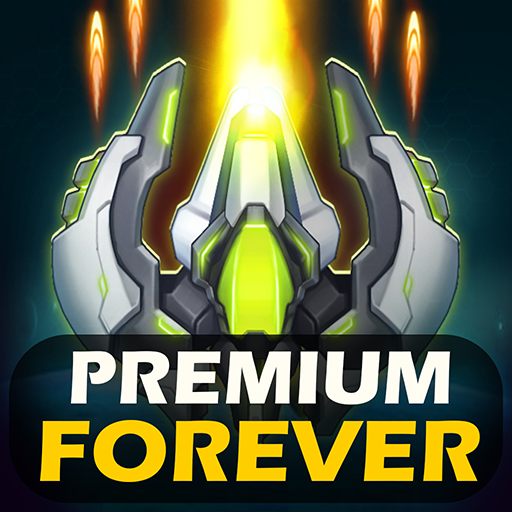 WindWings Space shooter Galaxy attack Premium 1.0.17 APK MODs Unlimited money free Download on Android