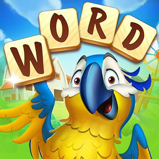 Word Farm Scapes Free Word Game 4.33.6 APK MODs Unlimited money free Download on Android