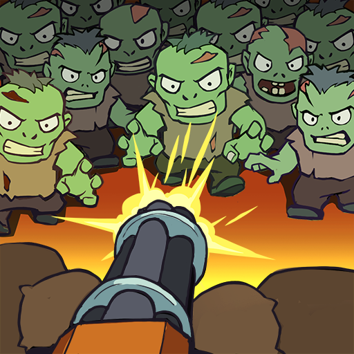 Zombie Idle Defense 1.6.11 APK MODs Unlimited money free Download on Android