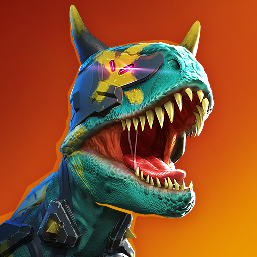 Dino Squad TPS Dinosaur Shooter 0.13.1 APK MODs Unlimited money free Download on Android