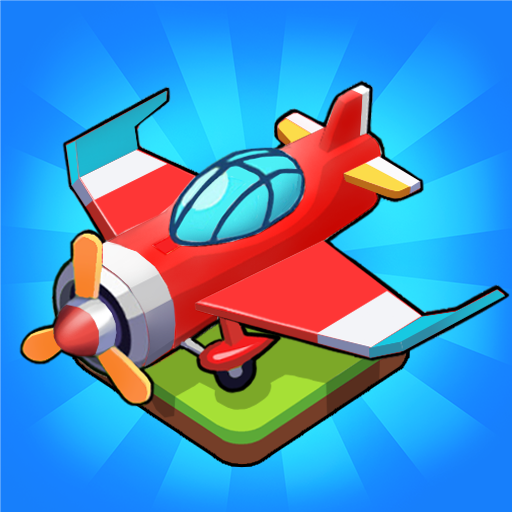Merge Airplane 2 Plane Clicker Tycoon 2.3.2 APK MODs Unlimited money free Download on Android