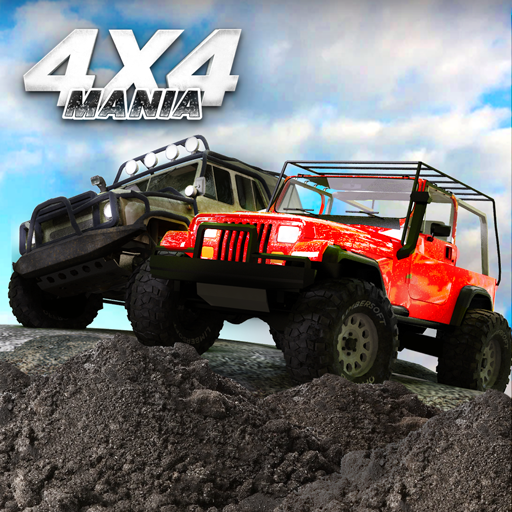 4×4 Mania SUV Racing 4.21.10 APK MODs Unlimited money Download on Android