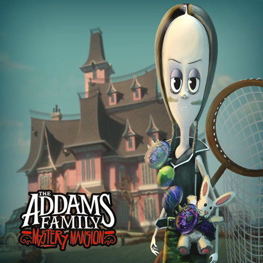 Addams Family Mystery Mansion – The Horror House 0.3.5 APK MODs Unlimited money Download on Android