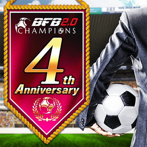 BFB Champions 2.0 Football Club Manager 4.0.0 APK MODs Unlimited money Download on Android