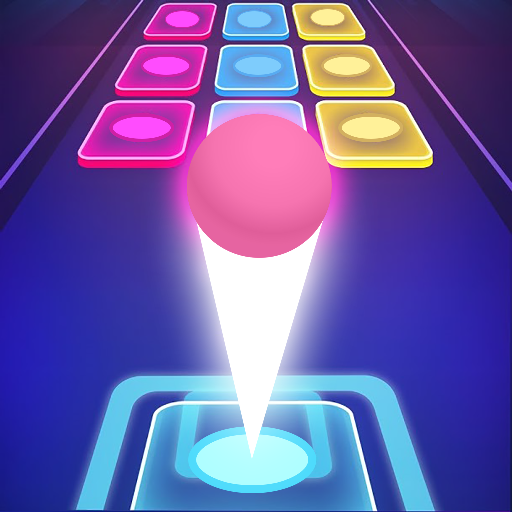Beat Ball Dancing Color Hop 1.2 APK MODs Unlimited money Download on Android