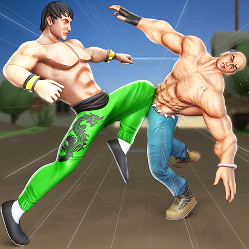 Beat Em Up Fighting Games Kung Fu Karate Game 3.8 APK MODs Unlimited money Download on Android