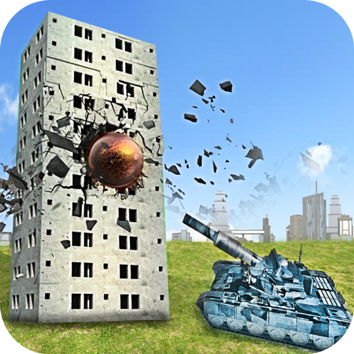 Building Demolisher World Smasher Game 1.8 APK MODs Unlimited money Download on Android