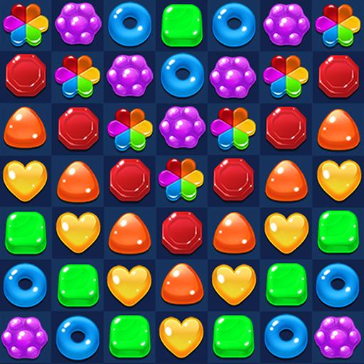 Candy Sweet Pop Cake Swap Match 1.6.6 APK MODs Unlimited money Download on Android