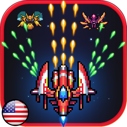 Falcon Squad Galaxy Attack – Free shooting games 65.9 APK MODs Unlimited money Download on Android