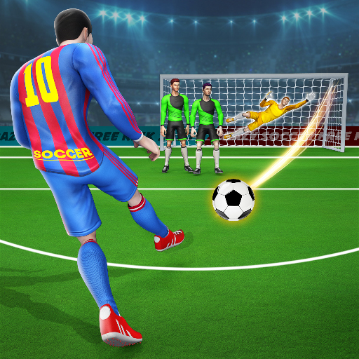 Football Kicks Strike Score Soccer Games Hero 5.8 APK MODs Unlimited money Download on Android