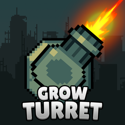 Grow Turret – Idle Clicker Defense 7.6.3 APK MODs Unlimited money Download on Android