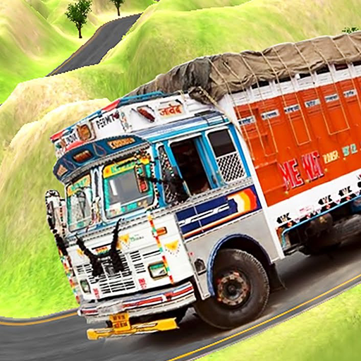 Indian Truck Offroad Cargo Delivery Offline Games 1.1.4 APK MODs Unlimited money Download on Android