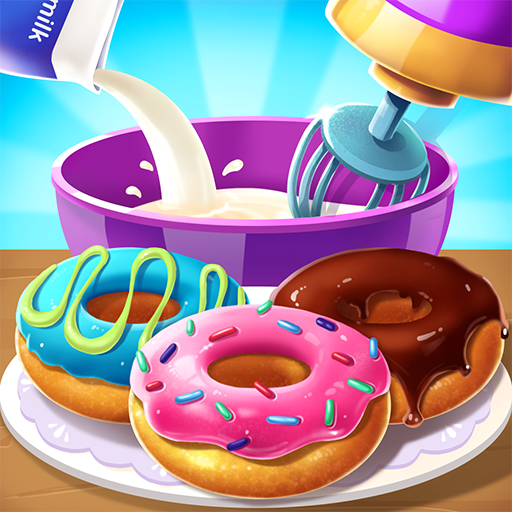 Make Donut – Interesting Cooking Game 5.5.5052 APK MODs Unlimited money Download on Android