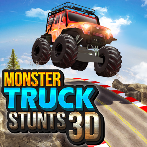 Monster Truck Game Impossible Car Stunts 3D 1.0.2 APK MODs Unlimited money Download on Android