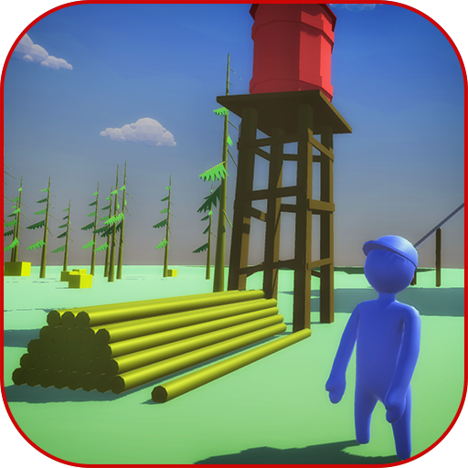 People Fall Flat On Human 4.17 APK MODs Unlimited money Download on Android