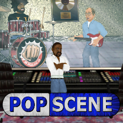 Popscene Music Industry Sim 1.242 APK MODs Unlimited money Download on Android