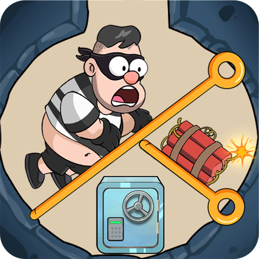Prison Pin Rescue Pull Him Out 1.1.2 APK MODs Unlimited money Download on Android