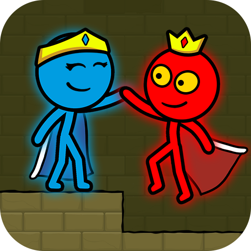 Red and Blue Stickman Animation Parkour 1.1.5 APK MODs Unlimited money Download on Android