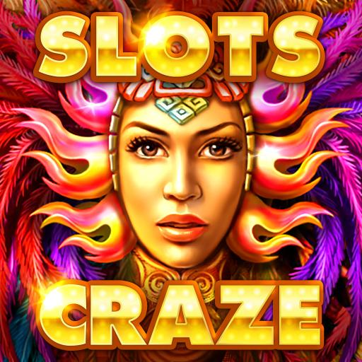 Slots Craze Free Slot Machines Casino Games 1.152.75 APK MODs Unlimited money Download on Android