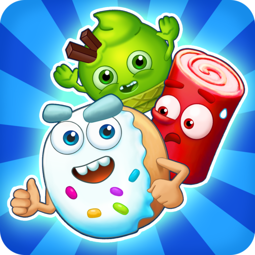 Sugar Heroes – World match 3 game 1.218.13 APK MODs Unlimited money Download on Android