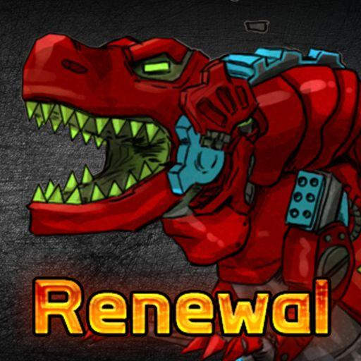 T-Rex Red – Combine Dino Robot Dinosaur games 2.1.9 APK MODs Unlimited money Download on Android