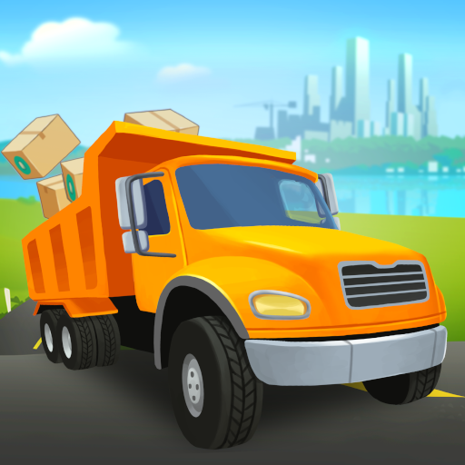 Transit King Tycoon – Seaport and Trucks 4.11 APK MODs Unlimited money Download on Android
