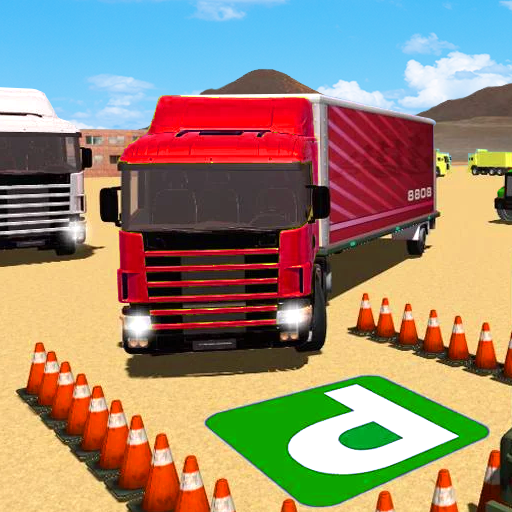 Truck Parking Adventure 3DImpossible Driving 2018 1.2.5 APK MODs Unlimited money Download on Android